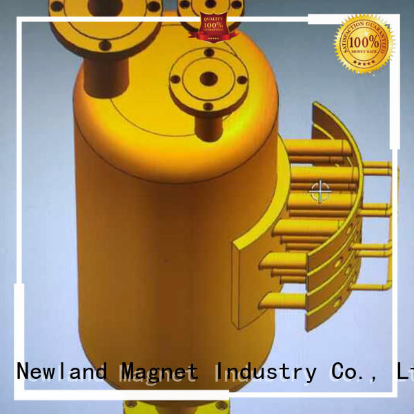 Newland best quality oil filter magnet cleanup
