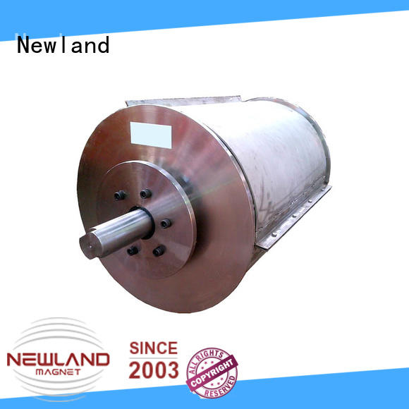 Super strong neodymium ferromagnetic separator for magnetic pulley/drum