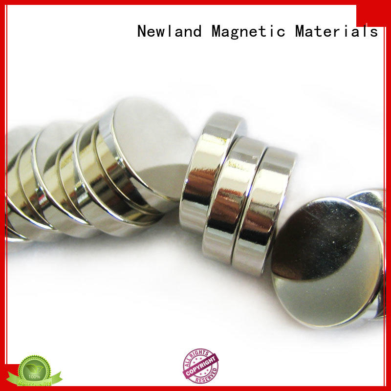 Newland strong sound magnet speaker latest assembly