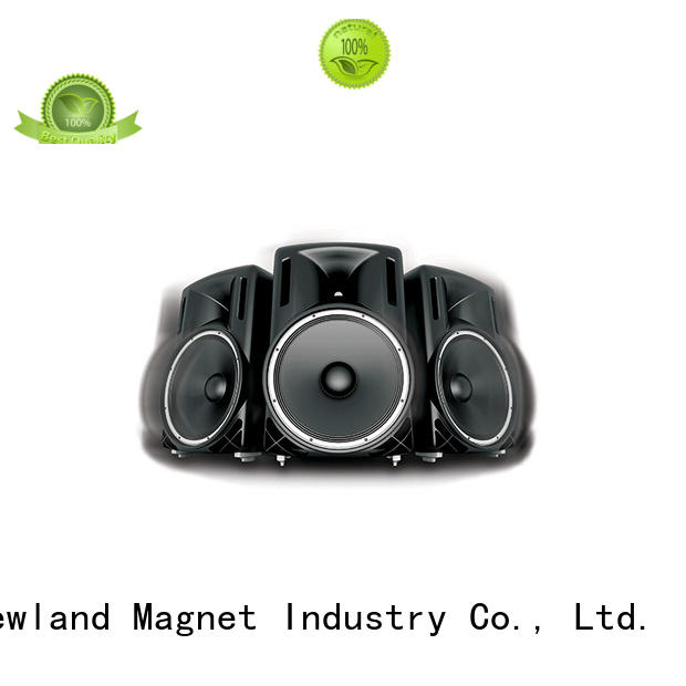 Newland strong force magnet components for loud speaker