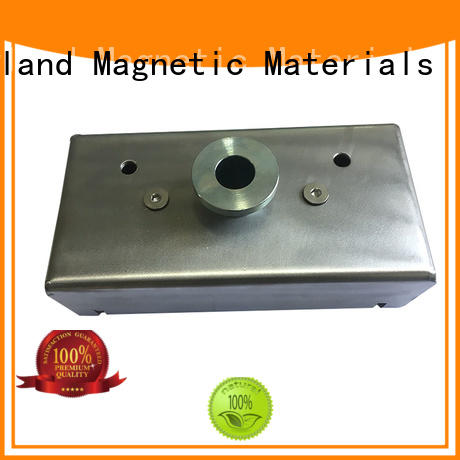 Newland Brand rubber quick magnetic neodymium pot magnets