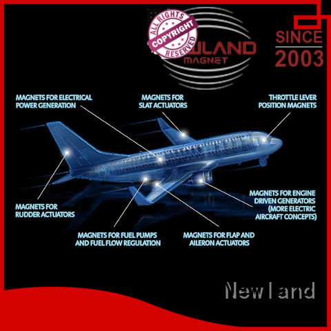 Newland permanent magnet dc motor assemblies