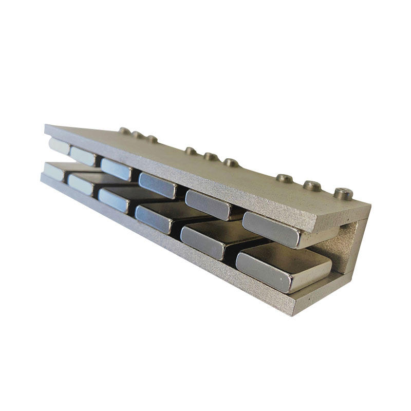 magnetic linear motor & magnetic grid