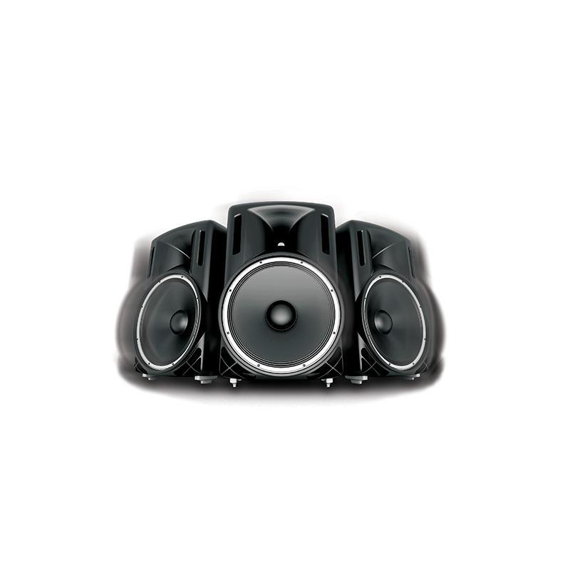 High sound quality magnetic assembly/components for Loudspeaker/tweeter/speaker