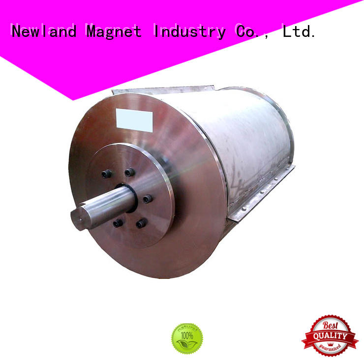 waterproof magnetic drum customized shape for gps