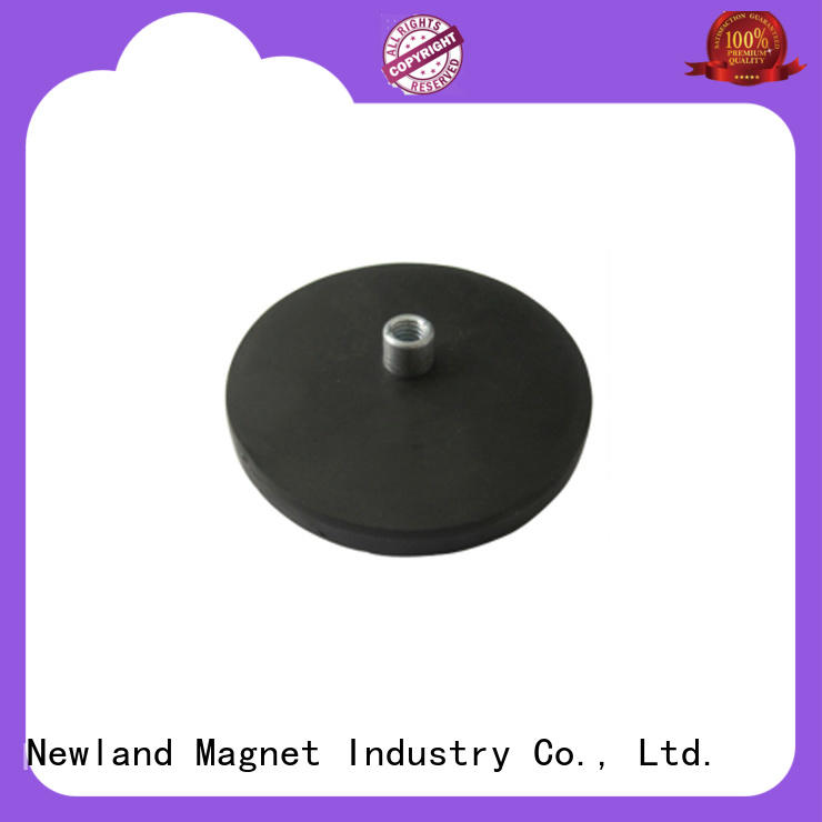 Newland magnetic pulley magnet separator for robots