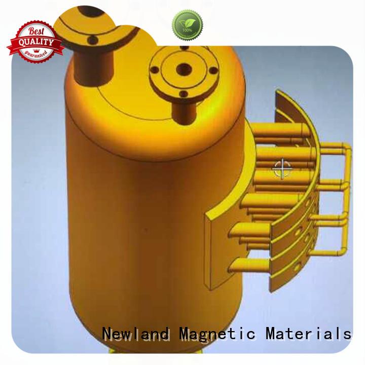 Newland hot-sale heavy duty magnetic sweeper custom equipment