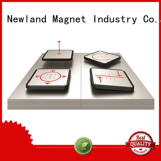 Newland electromagnetic brake stepper