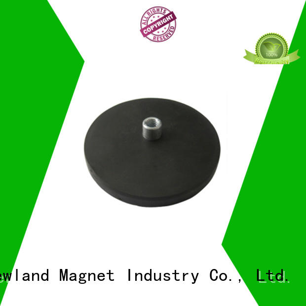super strong magnetic pulley customized magnet for tracker