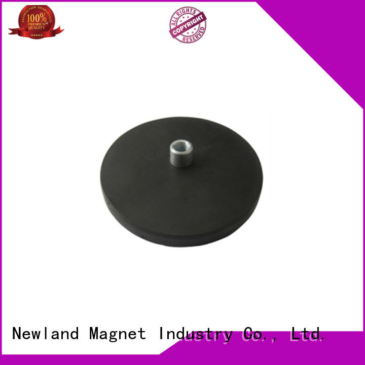 Newland magnetic neodymium magnets precast for gps