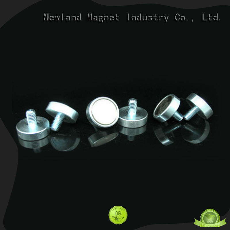 tracker neodymium disc magnets precast tracker Newland