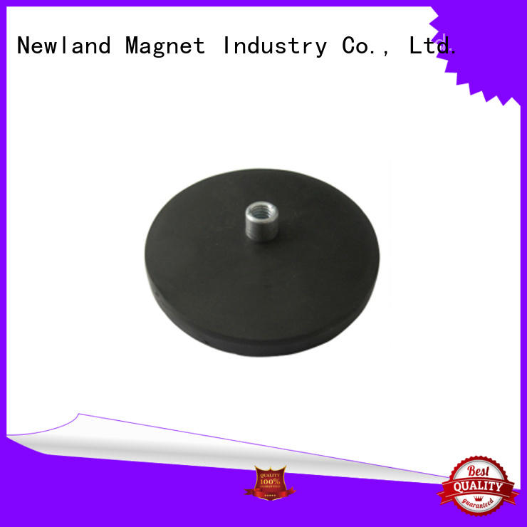 Newland magnetic neodymium disc magnets customized for robots