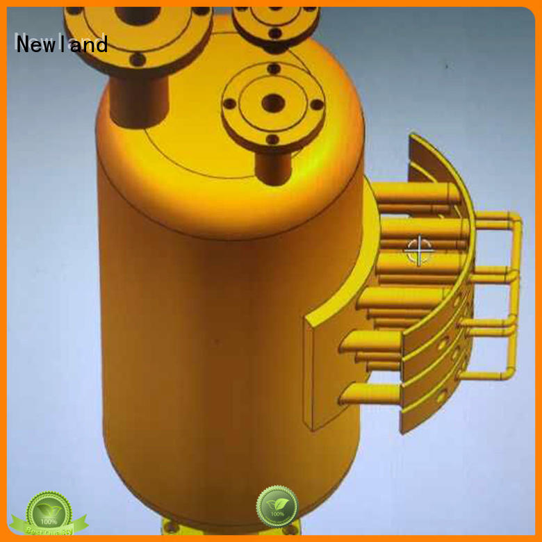 Newland widely-used magnetic grid intense chemical filtration