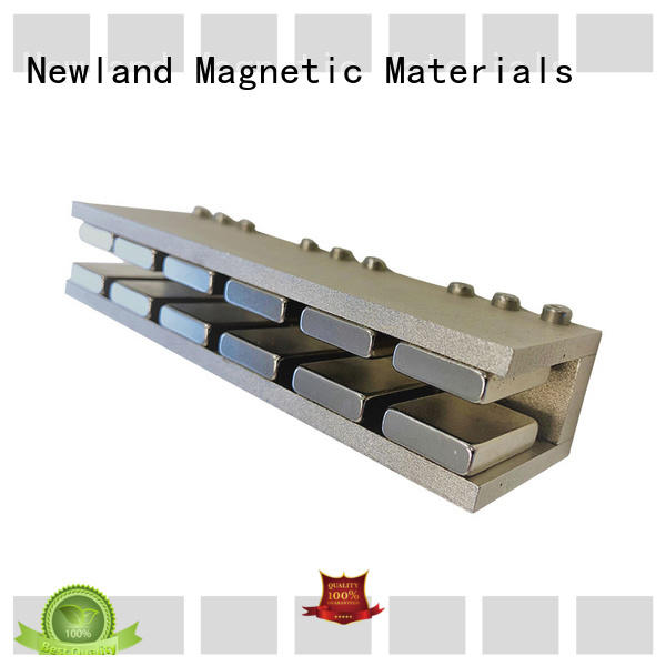 Newland high quality magnet brake motors