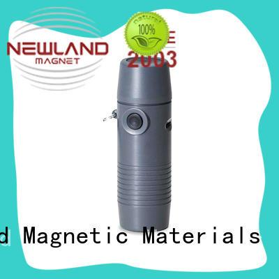 application of permanent magnet larynx Newland