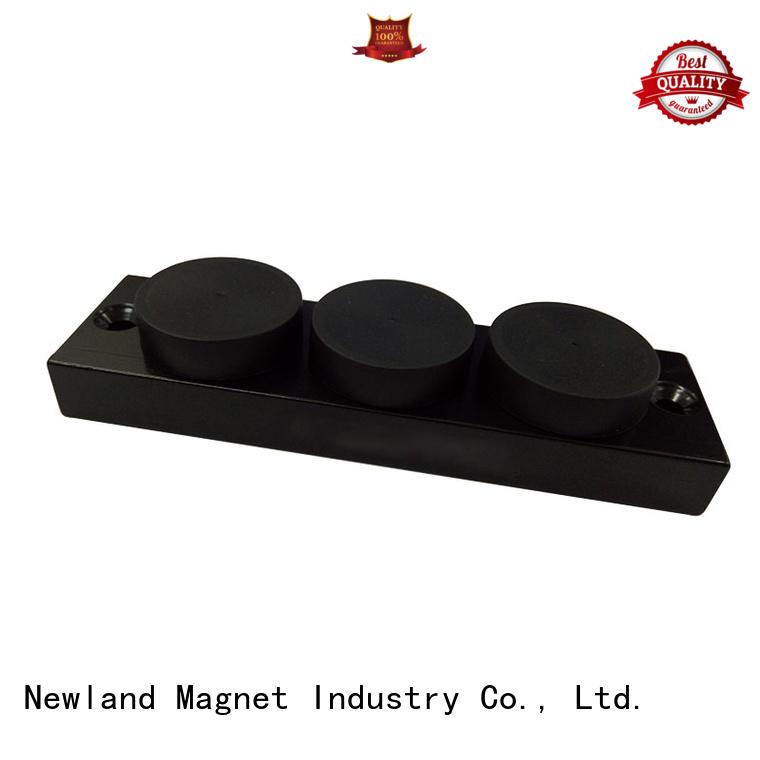 Newland strong neodymium magnet price rubber gps