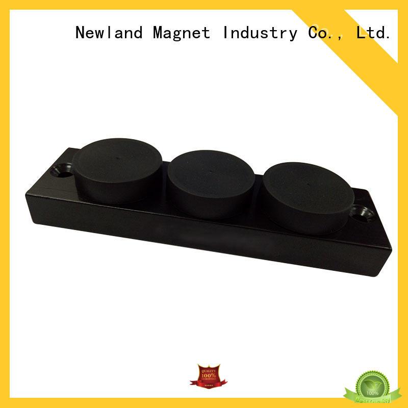 tracker pulleydrum neodymium pot magnets shape separator Newland Brand