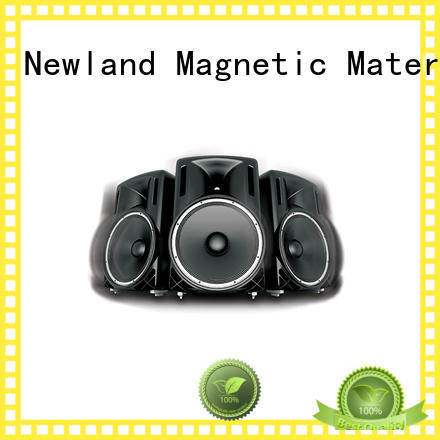 Newland magnet components for tweeter