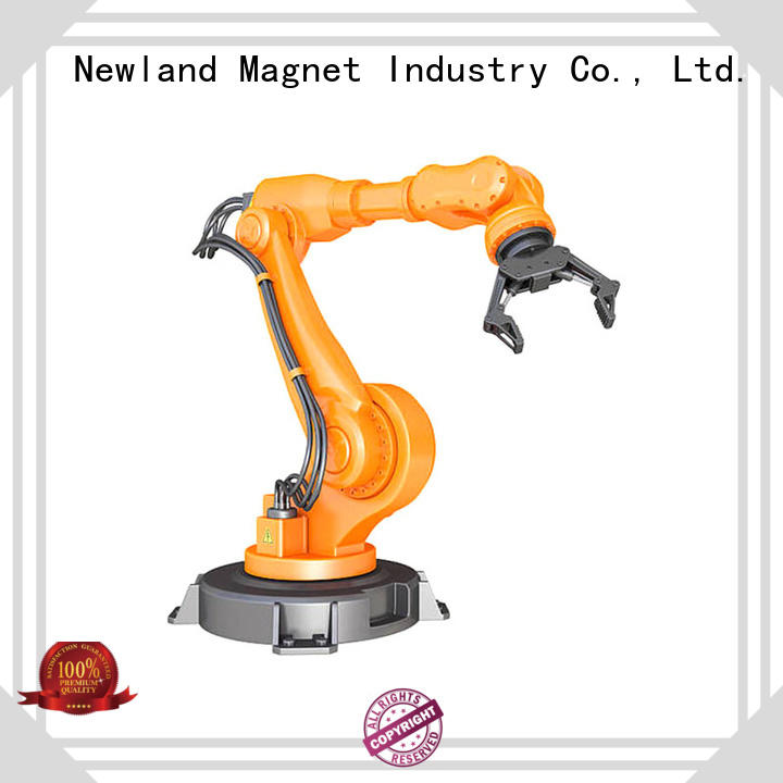 Newland hot-sale pulley magnet separator for tracker