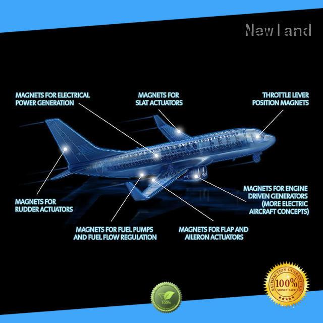 Newland high powered magnets assemblies