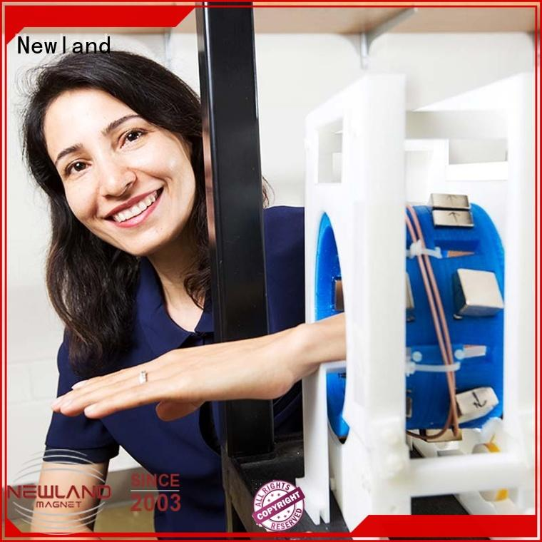 mri permanent bar magnet permanent Newland
