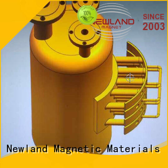 Newland intense cleaning magnets oem chemical filtration