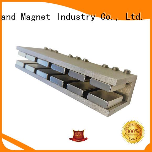 pump magnet application linear aerospace industry Newland