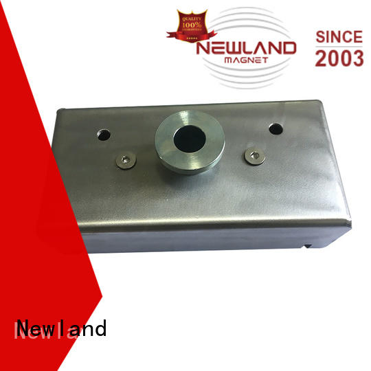 permanent magnetic pulley hot-sale for gps Newland