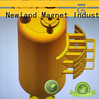 Newland strong filter magnet wellbore chocolate