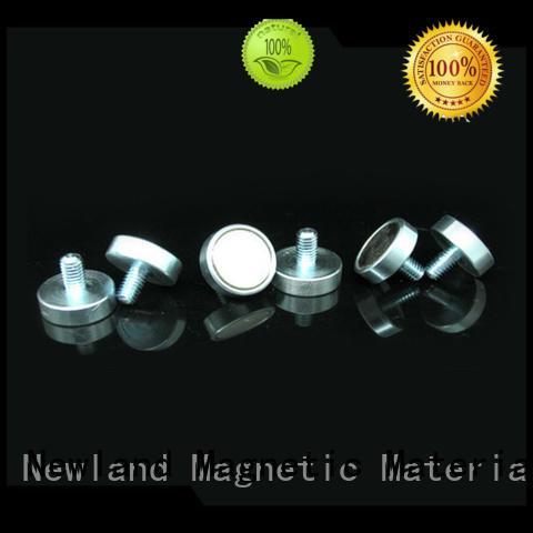 Newland ferromagnetic magnetic gun safe separator tracker