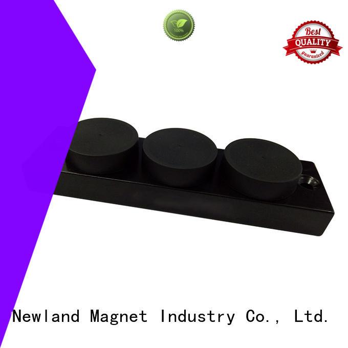 Newland waterproof neodymium ring magnets form work for tracker