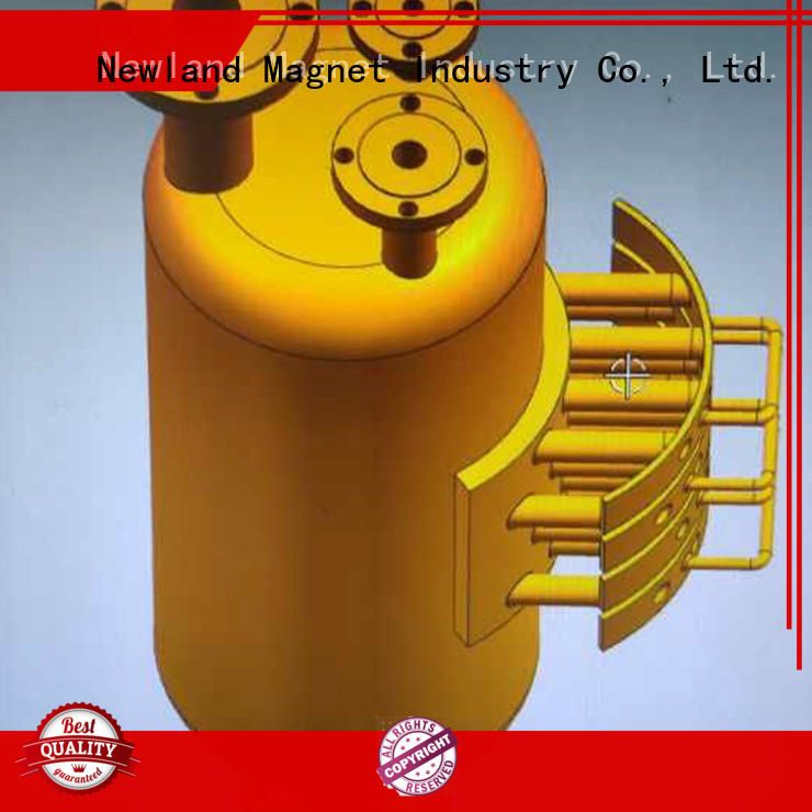 Newland factory price magnetic grid bulk production chemical filtration