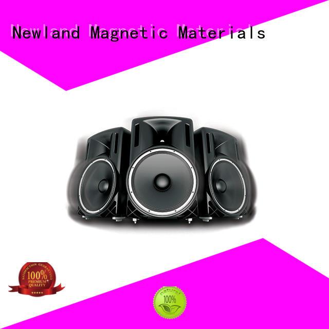 Newland Brand loudspeakertweeterspeaker cell magnetic assembly phone factory