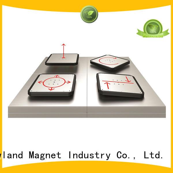 Magnetic Levitation Suspension