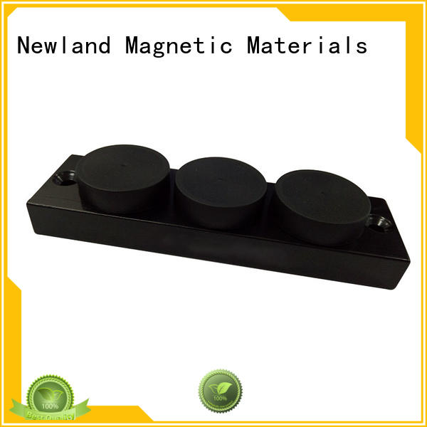 Newland Brand gps rubber panel neodymium magnets