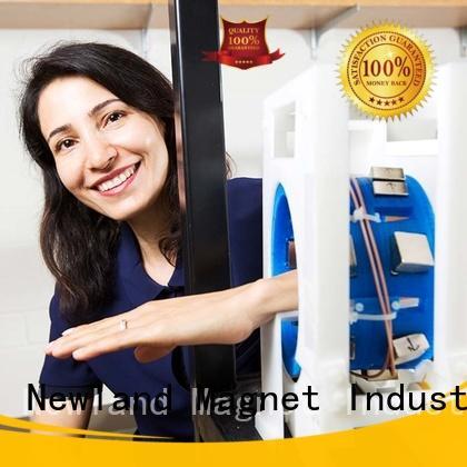 sensors permanent magnet implants Newland company