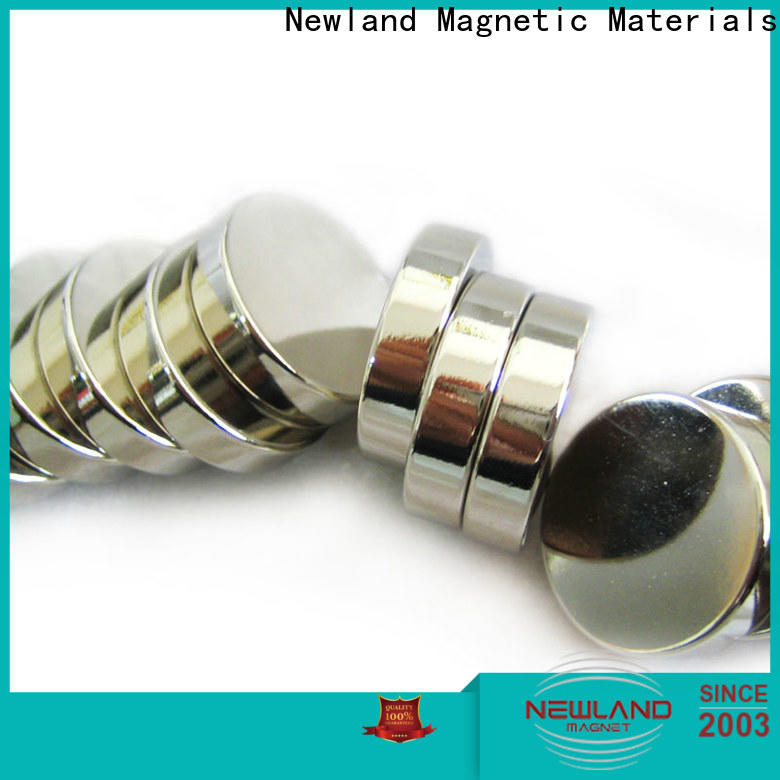 Newland strong sound speaker magnets wholesale latest for speaker
