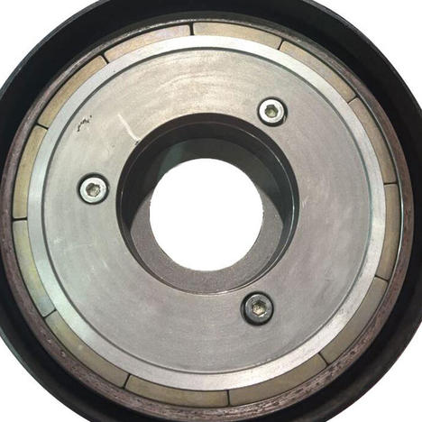 custom permanent magnet brake for servo motors factory direct supply