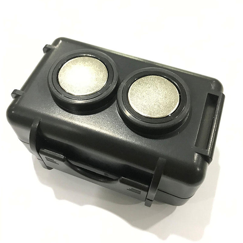 Waterproof magnetic GPS tracker Case
