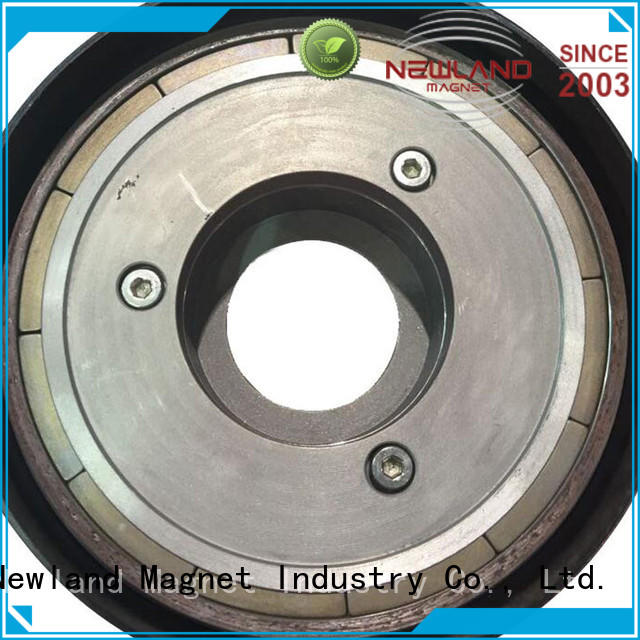 Permanent Magnet Brake for servo motors