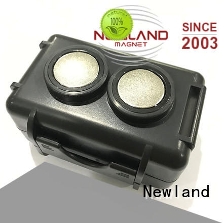 Newland hot-sale gun magnet pot for gps