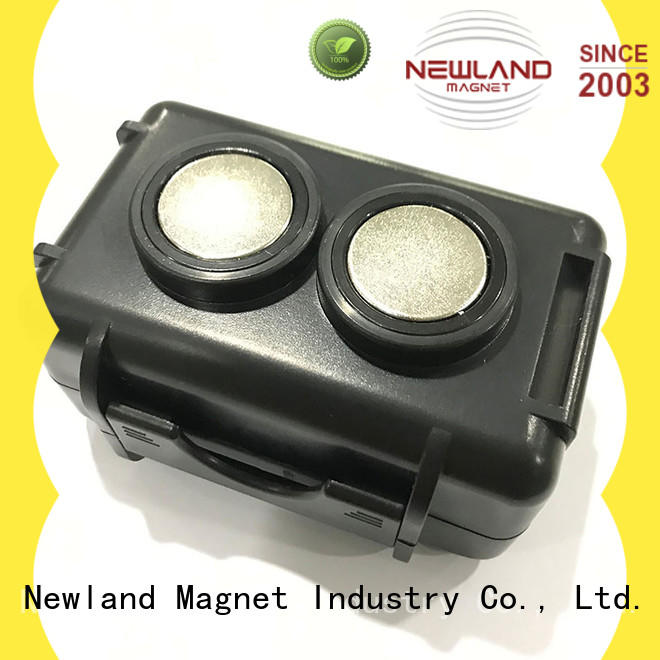 magnetic head pulley price customized for gps Newland