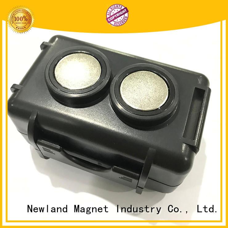 Newland shutter magnets case for gps