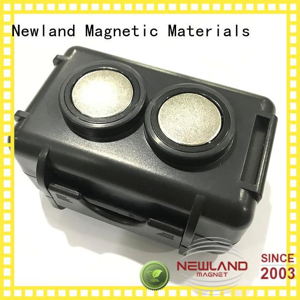 Waterproof magnetic GPS tracker Case