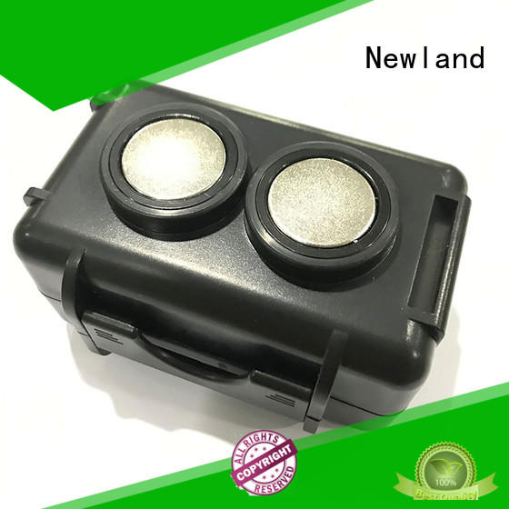 Newland customized drum magnet precast for gps