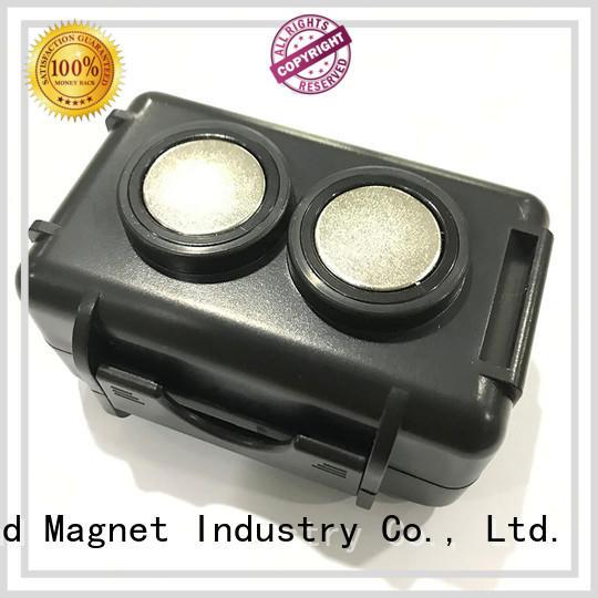 Newland super strong pot magnet concrete for tracker