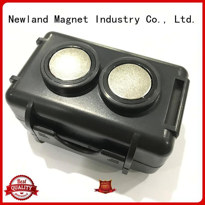 waterproof neodymium magnet hot-sale separator for robots