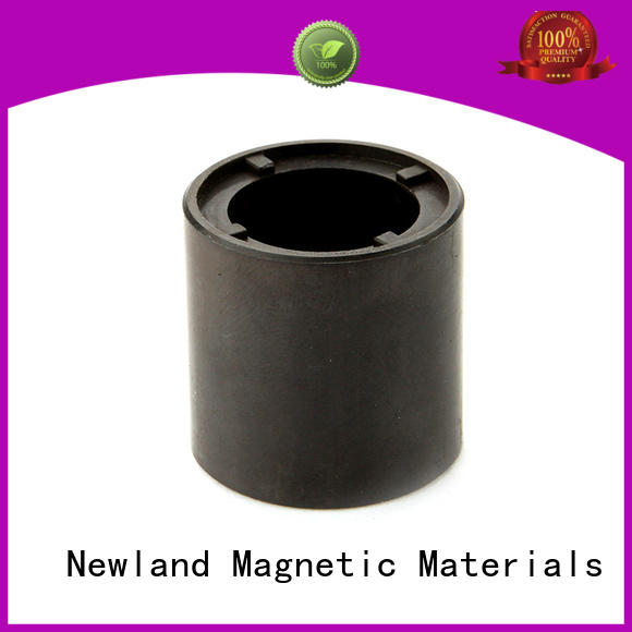 Newland customized sintered magnet ODM for headphones