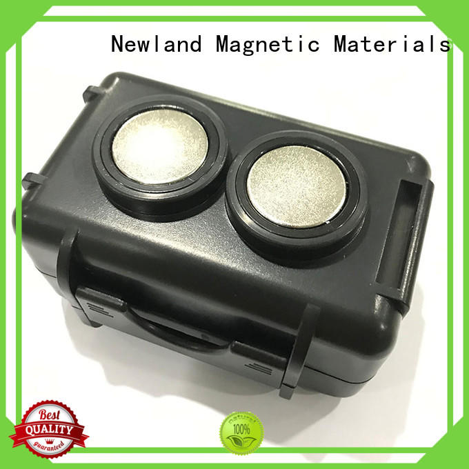 Newland magnetic magnetic pulley precast for robots