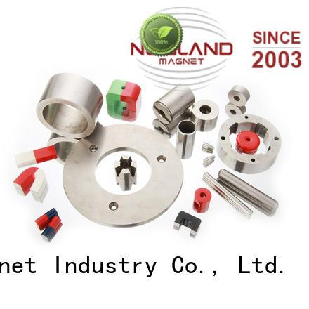 Newland at sintered magnet ferrite sound